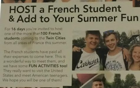 Host a French Student!