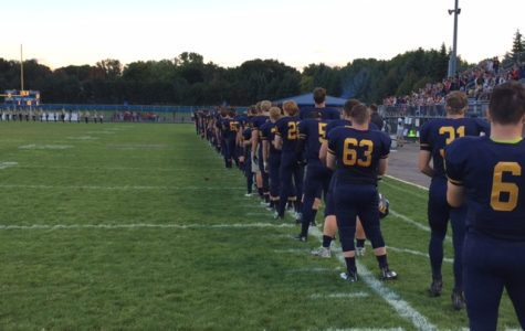 #1 Ranked Totino-Grace Eagles Face Osseo Friday Night