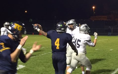 TG Beats Champlin on Homecoming Night
