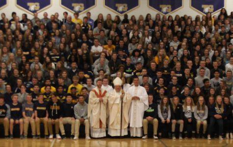 The Archbishop Visits TG