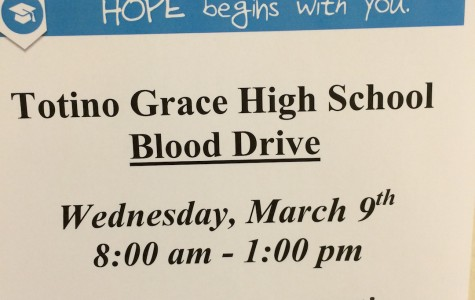 Students Prepare for Blood Drive