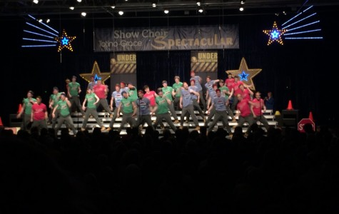 The Totino-Grace Spectacular Showcase