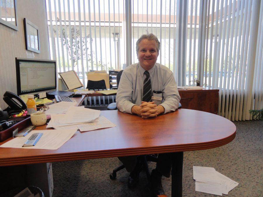 Get To Know Your Administration: Dr. Junker