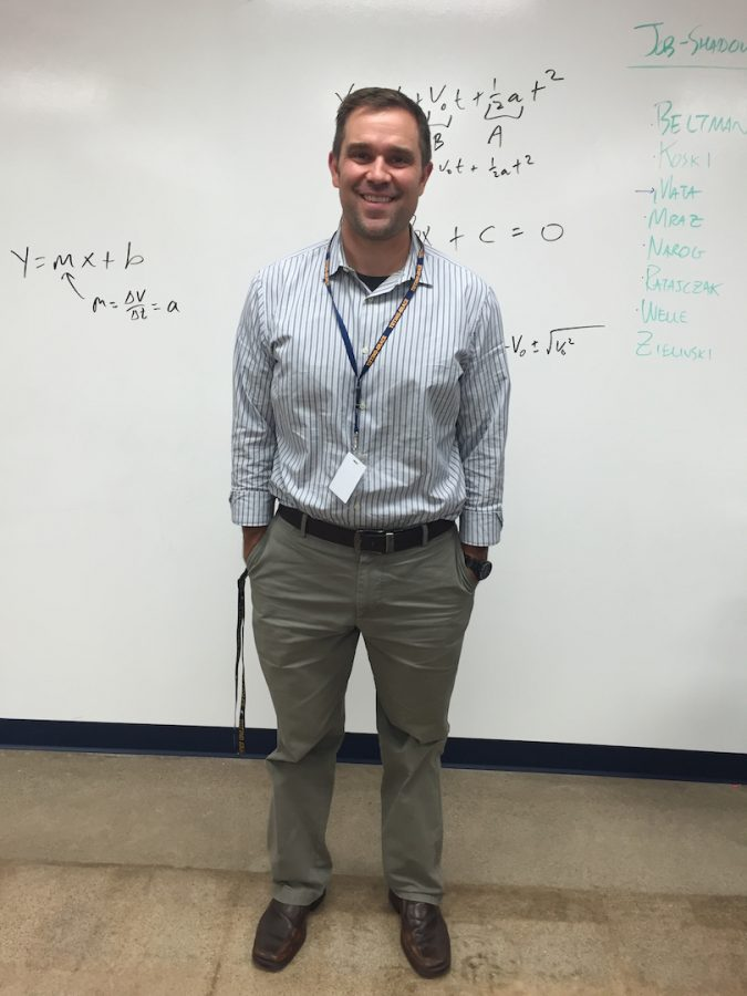 Get To Know Your Administration- Mr. Vandermyde
