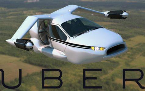 It's a bird, It's a Plane… No it's your Uber