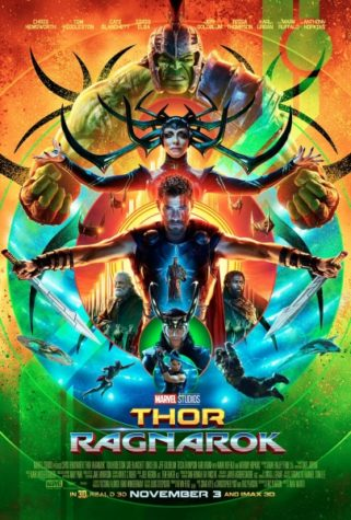 Thor: Ragnarok- A Comedic and Futuristic Phenomenon
