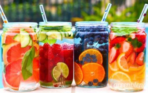 The Benefits of Drinking Fruit Infused Water