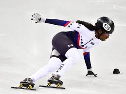 Maame Biney, USA Speed Skater
