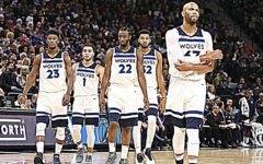 Timberwolves Tumble into the Playoffs