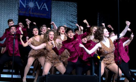Show Choir Staying Alive During COVID-19