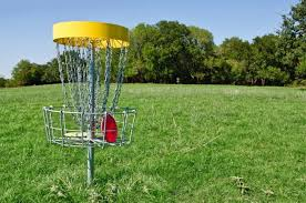 Disc Golfing Growing In Popularity