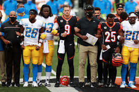 NFL and the social injustice in the country