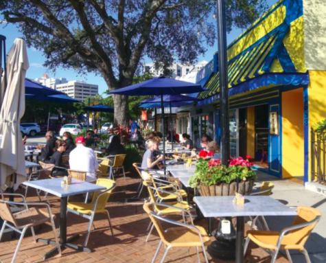 Local Restaurants Rethink Outdoor Dining