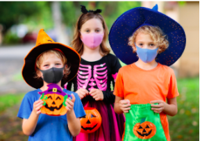 Trick-or-Treating During a Pandemic: Is it safe?