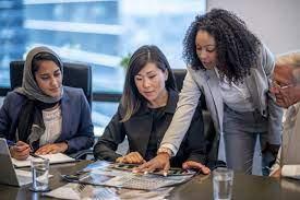 Gender wage gap is narrowing